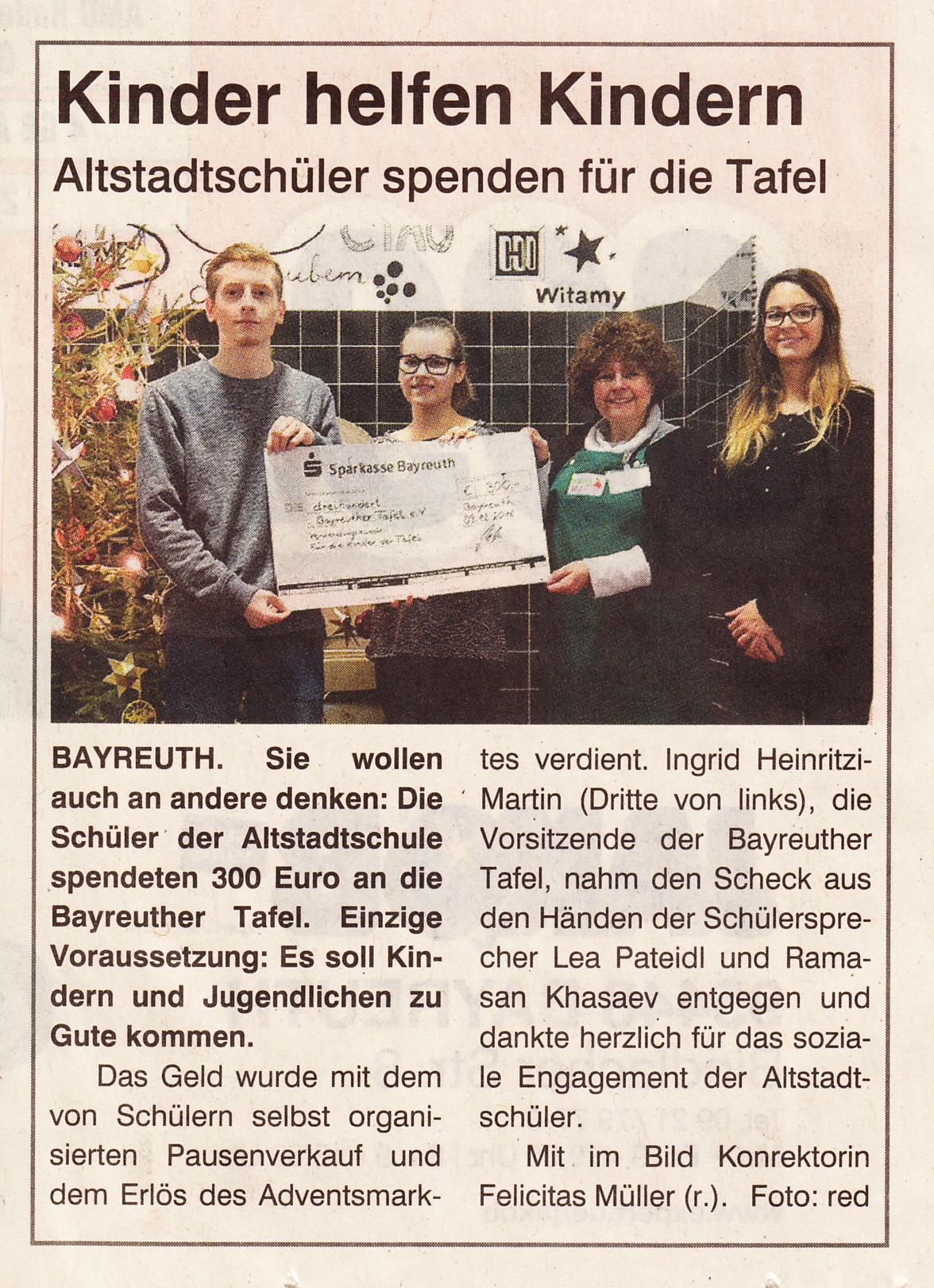 Altstadtschule 2016
