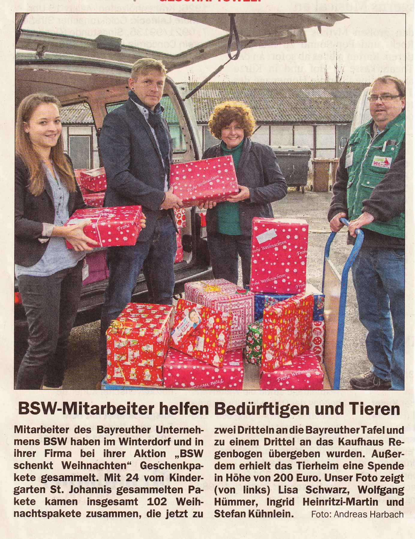 BSW2016
