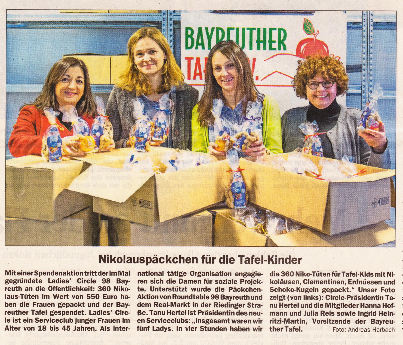 Ladies.De Bayreuth
